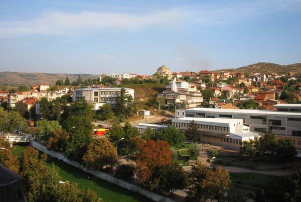 מרכז מקדוניה, שטיפ
