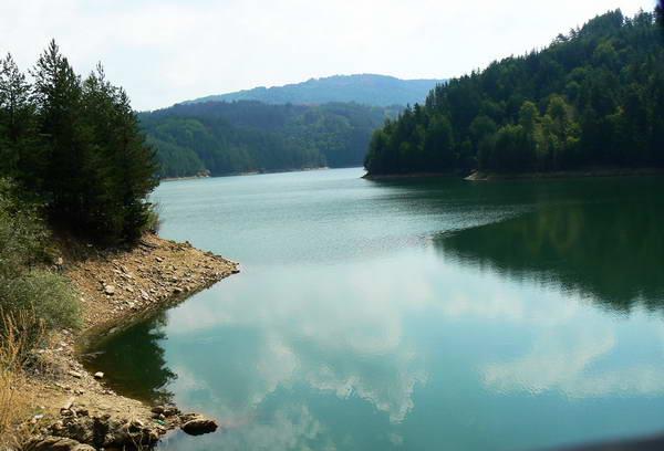 אגם ברובו, מקדוניה