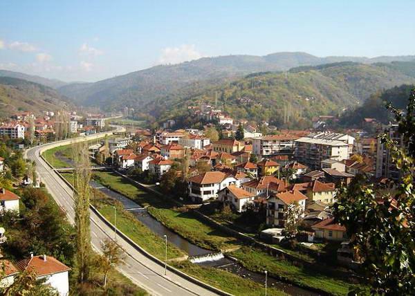 קריבה פלנקה, מקדוניה