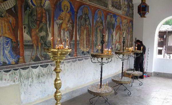 מקדוניה, מנזר יוהן ביגורסקי