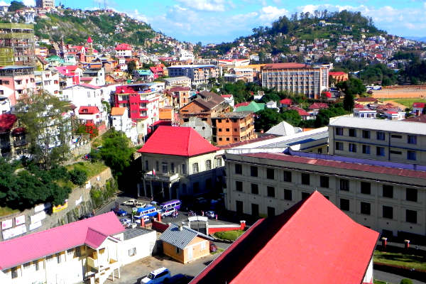 מדגסקר, טאנה
