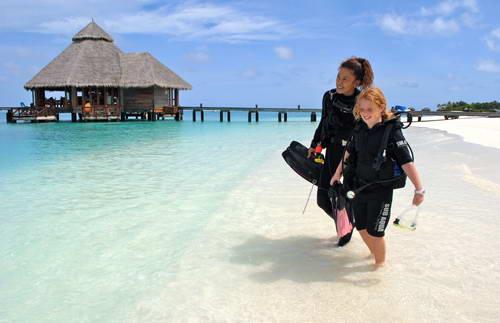 האיים המלדיביים,  Conrad Maldives Rangali Island