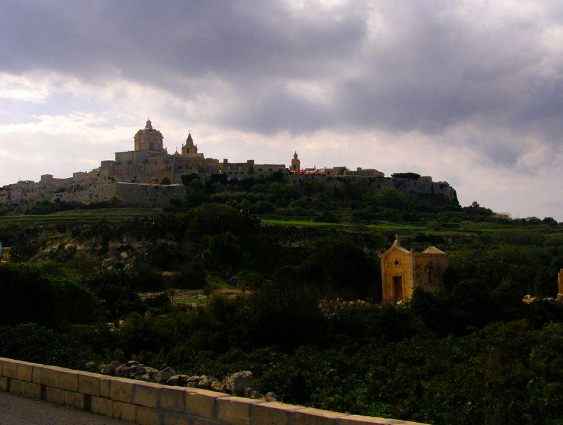 העיר מדינה, בירת מלטה הישנה