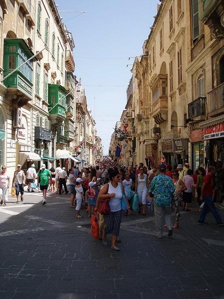 עיר הבירה ולטה, מלטה