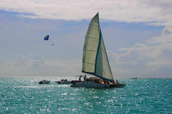 מאורציוס, שייט וספורט ימי