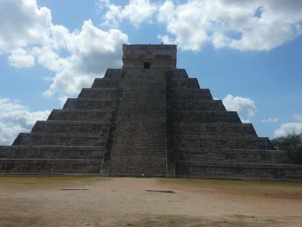 מקסיקו, צ'יצ'ן איצה - מקדש מאיה
