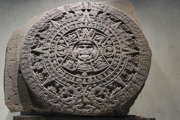 אבן השמש, מקסיקו סיטי