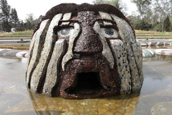 פארק צ'פולוטפק, מקסיקו סיטי