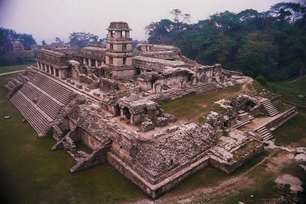 עתיקות פלאנקה, מקסיקו