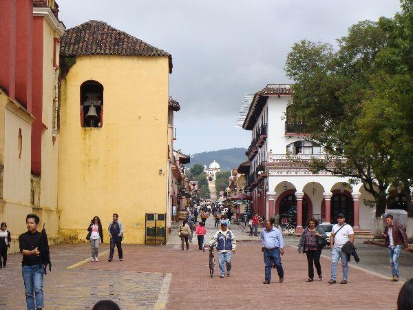 סן קריסטובל דה לאס קאסאס, מקסיקו