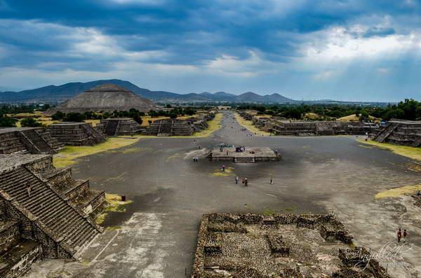 טאוטיווקאן , מקסיקו