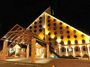 מלון ביאנקה בעיירה קולאשין, מונטנגרו
