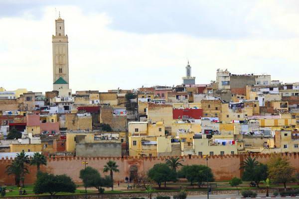 מקנס, מרוקו