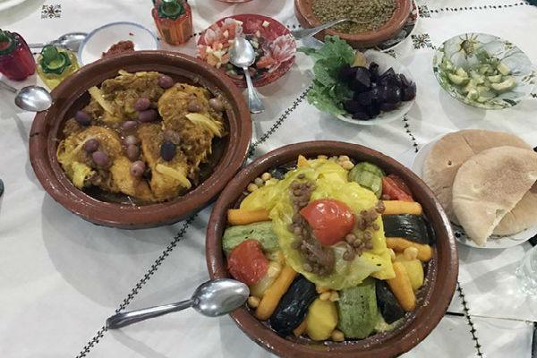 אוכל במרוקו