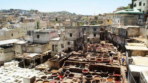 טיול ג'יפים למרוקו, רבאט