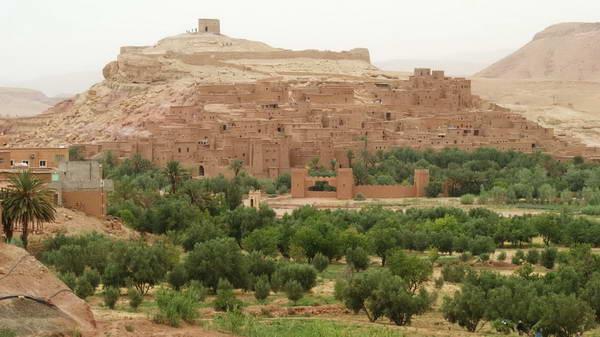 טיול ג'יפים למרוקו, איית בן חדו