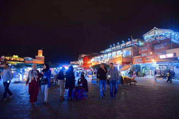 כיכר השוק, מרקש, מרוקו