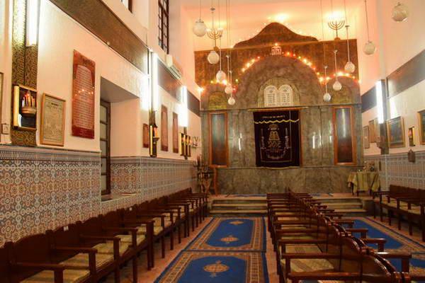 שכונת היהודים, מרקש, מרוקו