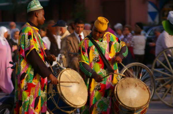 הרכב מוסיקה מרוקאי