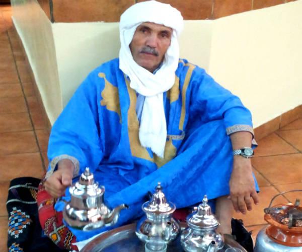 לבוש מרוקאי מסורתי