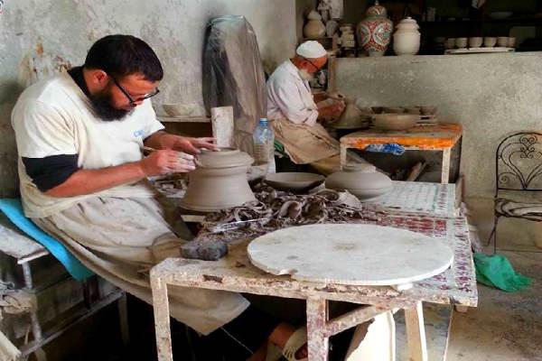 בעלי מלאכה במרוקו