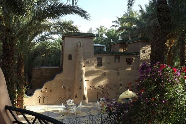 ארמון במרוקו