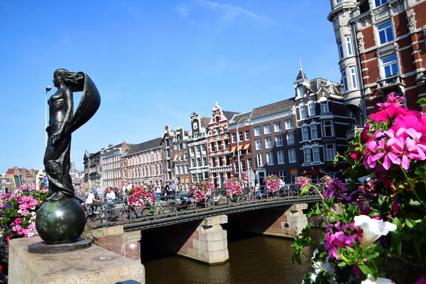 אמסטרדם, כיכר המטבעה