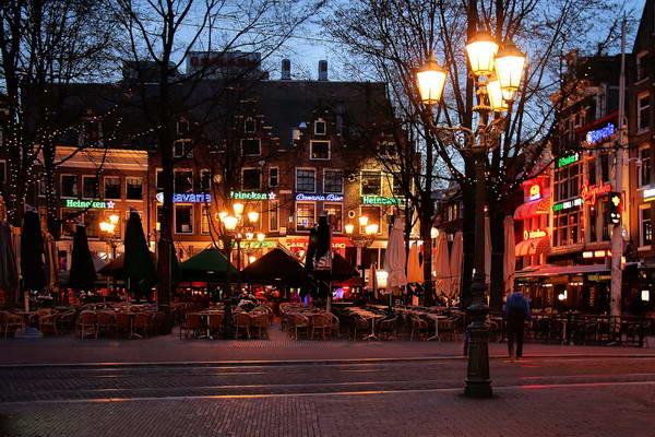 אמסטרדם, כיכר ליידן