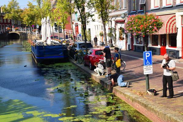 התעלות של דלפט, הולנד
