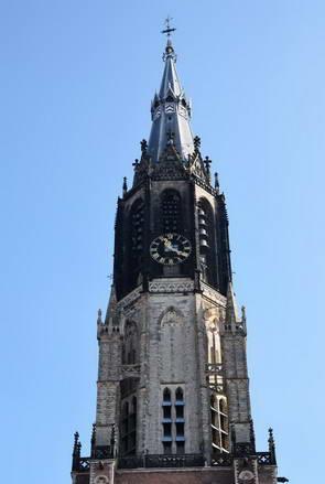 הכנסייה החדשה של דלפט, הולנד