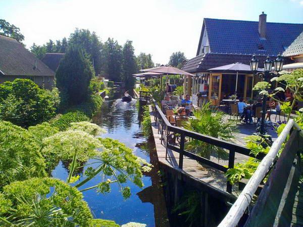 חיטהורן - מלון ומסעדה מומלצים, הולנד
