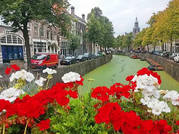שייט תעלות בהולנד, גאודה/חאודה