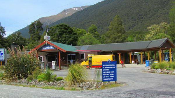 מאקארורה, האי הדרומי, ניו זילנד