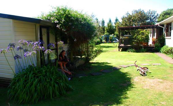 ניו זילנד, אירוח בחווה