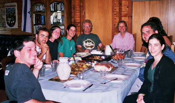 אירוח מטיילים ישראלים, ניוו זילנד