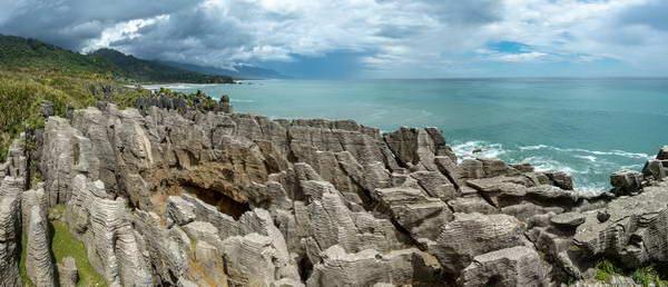 סלעי הפנקייק, החוף המערבי, ניו זילנד