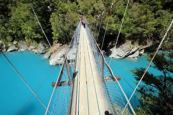 הוקיטיקה, החוף המערבי, ניו זילנד