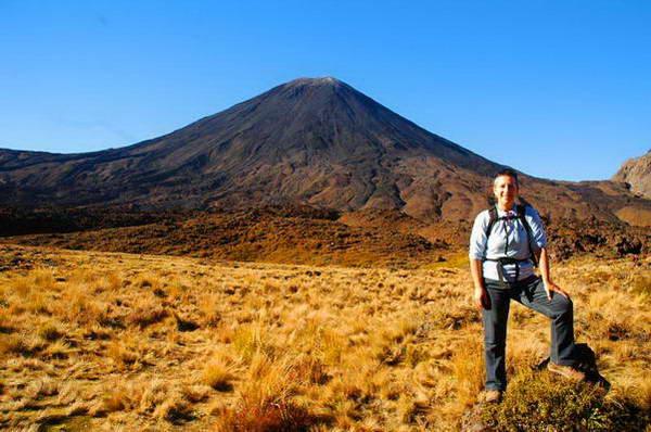 הר הגעש טונגרירו, ניו זילנד