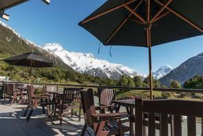מלון מומלץ בהר קוק, ניו זילנד