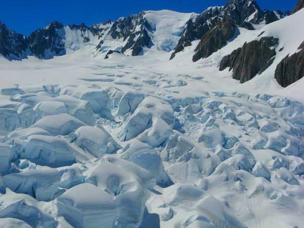 קרחון פרנץ ג'וזף, ניו זילנד