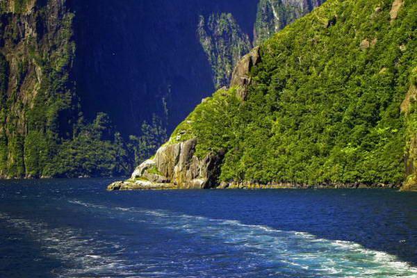 מילפורד סאונד, האי הדרומי, ניו זילנד