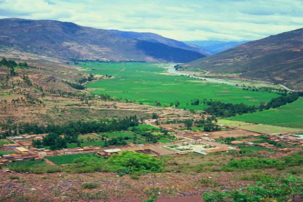 טיול כוכב בקוסקו, עמק הנהר הקדוש