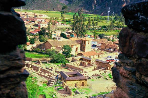 טיול כוכב בקוסקו, כפר אינקה