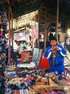 טיול כוכב בקוסקו, שווקים מקומיים