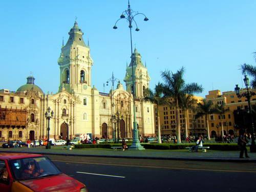 פלאזה מיור בלימה בירת פרו