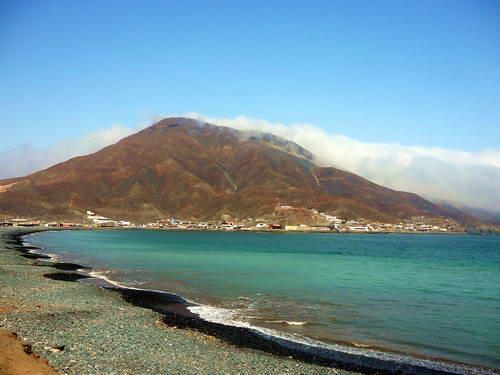 כפר הדייגים טורטוגס, רצועת החוף של פרו