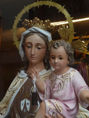 הבתולה כרמן