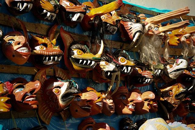 פסטיבל בפרו