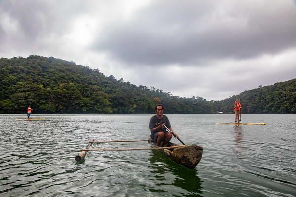 אגם בולוסן, הפיליפינים
