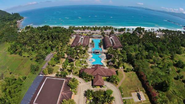 המלצה על ריזורט באי פלאוואן בפיליפינים